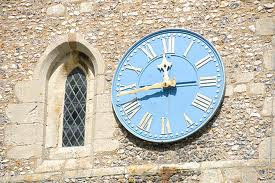 Bledlow Parish Church Clock